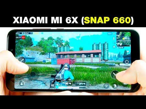 XIaomi Mi 6X - БОЛЬШОЙ ТЕСТ ИГР С FPS! Games (FPS - во всех современных играх) + НАГРЕВ! PUBG