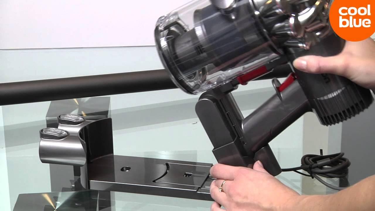 Dyson DC62 Origin videoreview en unboxing (NLBE)  YouTube