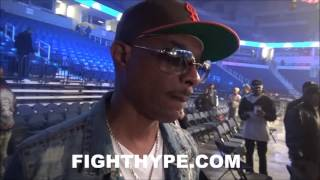 KEVIN CUNNINGHAM EVALUATES ADRIEN BRONER'S WIN OVER GRANADOS; SAYS SHARPER TECHNIQUE NEEDED AT 147