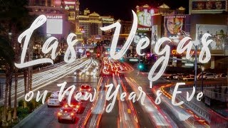 Las Vegas on New Year
