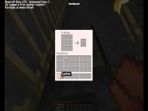 jak sie robi znacznik w minecraft 1.7.4