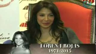 Vida y trayectoria de Lorena Rojas