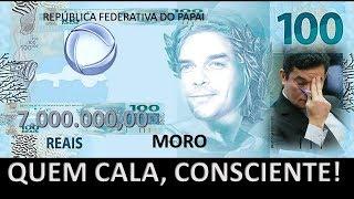 Os milhões de Flávio Bolsonaro. Record blinda. As perguntas que eu faria a ele. Moro se cala!