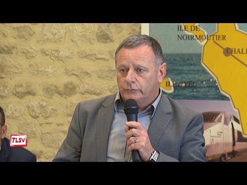 Sud Vendée: Dominique Bonnin à la tête du Pays de Luçon