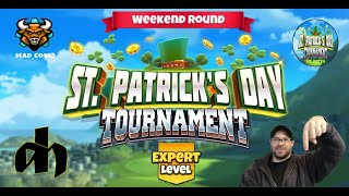 Golf Clash - St. Patrick's Day Tournament Expert