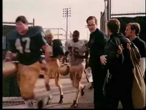 Rudy is listed (or ranked) 29 on the list List of All Football Movies