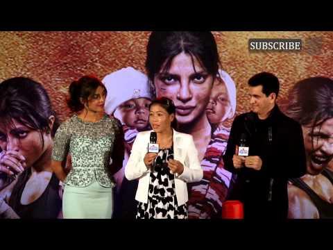 Priyanka Chopra launches Mary Kom's music Part 2