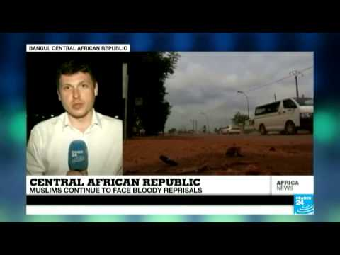 Central African Republic: Chadian peacekeepers killed in Bangui