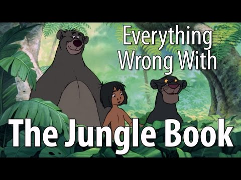 Everything Wrong With The Jungle Book In 10 Minutes Or Less