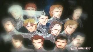 Final fight (LoGH, Alexander, Troy - crossover)