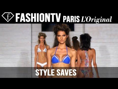 Style Saves Swimwear Show   Funkshion Fashion Week Miami Beach 2015   FashionTV