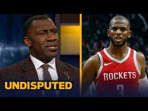 Shannon Sharpe reveals to Skip Bayless and Joy Taylor why he believes Chris Paul is equally responsible for the escalation of the Rockets-Clippers incident and should be suspended. SUBSCRIBE...