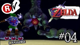 The Legend of Zelda: Ocarina of Time #04 - 3 hearts challenge