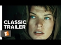 Resident Evil: Extinction (2007) Official Trailer 1   Milla Jovovich Movie