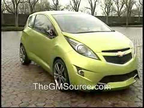 Chevrolet Beat In Motion