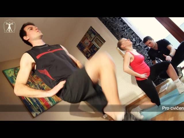 Fitness cvičení doma podle videa (Fitness video-trenink)
