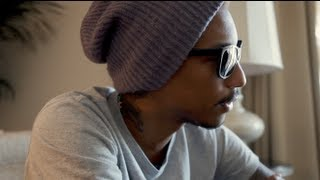Pharrell Video - Pharrell: Places and Spaces I've Been