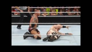 TOP 10 MOVES OF RANDY ORTON