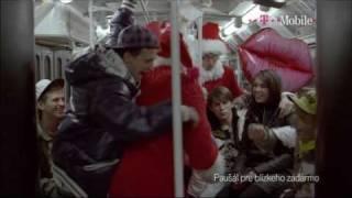Vianočná reklama T-Mobile - Aďuško