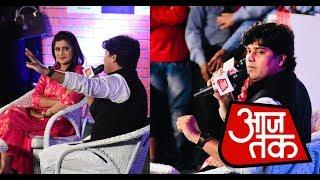 Imran Pratapgarhi In Sahitya AajTak2018 || Full Episode -Aaj Tak || India Today Group