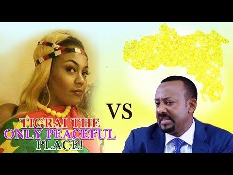 Ethiopian News, Oromo activist Gigi Kiya says Tigrai state is the only peaceful place in Ethiopia thumbnail