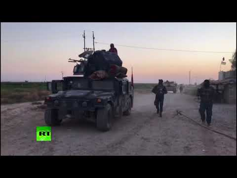 Iraqi military advancing to oil-rich Kirkuk, occupied by Kurds