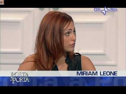 Miriam Leone @ Porta a Porta (17.06.09)
