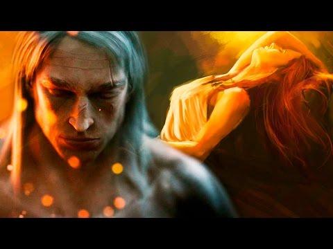 📖 Каноничный билд книжного Геральта в Ведьмак 3