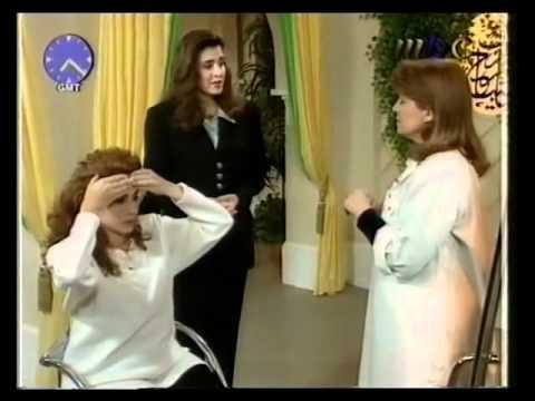 Dr. Najat Al-Semawe, MBC show