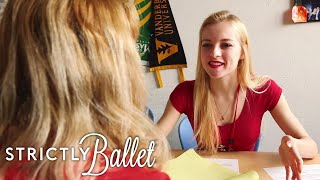 Professional Ballet Dreams and Making a Backup Plan | Strictly Ballet 2: Episode 2