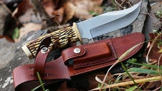 Legendary Uncle Henry 171UH Pro Hunter Knife -- Best Hunting/Survival Knife