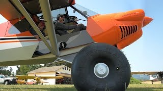How do STOL Pilots Train for Back Country Flying? Carbon Cub FX-3 - Part 1