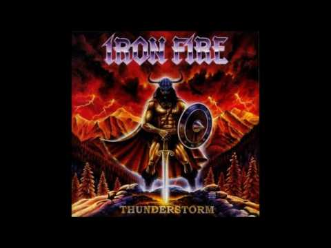 Iron Fire - Glory To The King