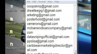 Email Scraper, 23 November 2014   Email Grabber  Fetch Emails