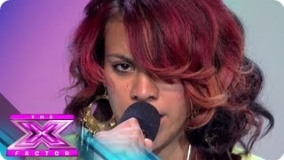 Meet Dinah Jane Hansen - THE X FACTOR USA 2012
