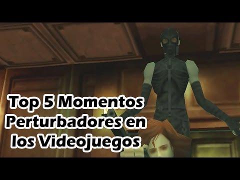 Top 5 Momentos Perturbadores en Videojuegos no de Terror