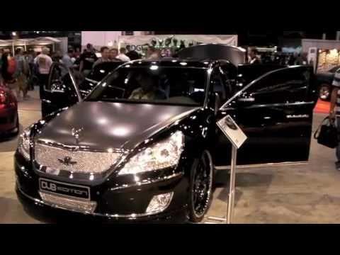 Dubsandtires Com 2011 Hyundai Equus Genesis Review Hid
