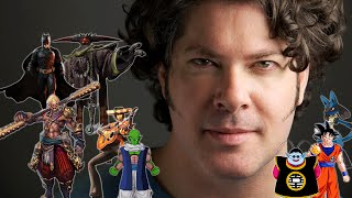 """The Many Voices of """"Sean Schemmel"""" In Video Games"""