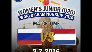 Россия до 20 : Нидерланды до 20