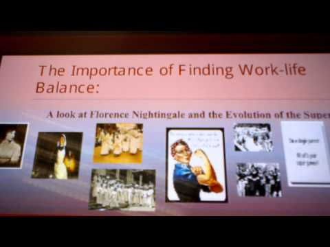 Finding work-life balance:  Florence Nightingale and the Evolution...