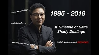 Download Lagu A Timeline of SM's Shady Dealings (SME EXPOSED) Gratis STAFABAND
