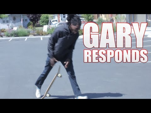 Gary Responds To Your SKATELINE Comments Ep. 240 - Sky Brown Backflip, Bryan Herman Shoe