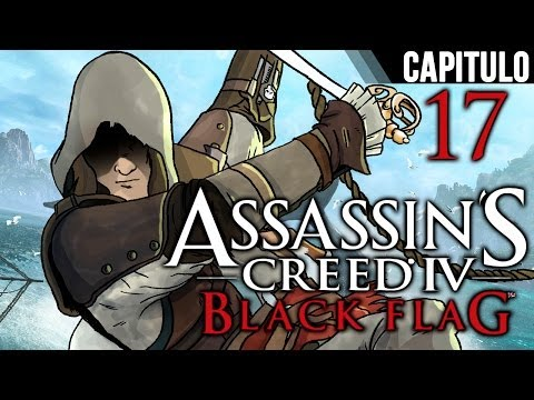 Assasins Creed IV Black Flag con ALK4PON3 I Ep. 17 I En vivo