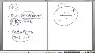 高校物理解説講義:「剛体のつりあい」講義15