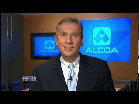Alcoa Has 'Bright Spots' Ahead, Says CEO (7/8/13)