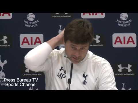 Mauricio Pochettino pre Newcastle vs Tottenham