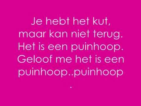 Yes-R  -  Puinhoop + songtekst