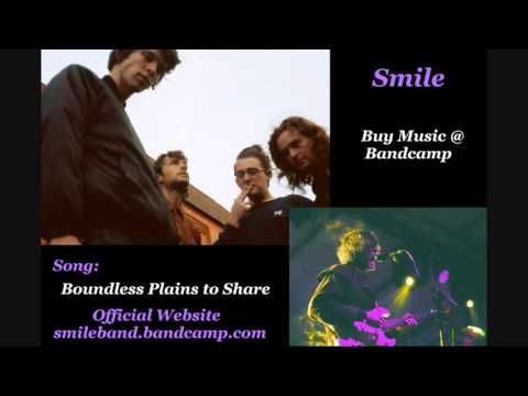 Smile - Boundless Plains to Share