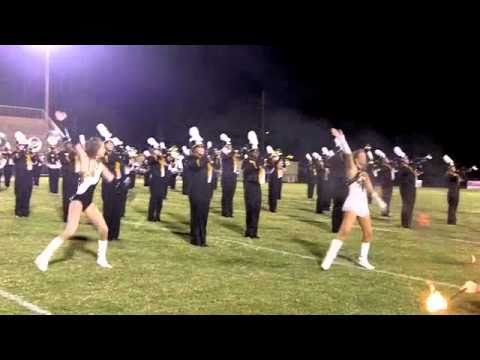 Wetumpka High School Pride of the Tribe, Night of Bands