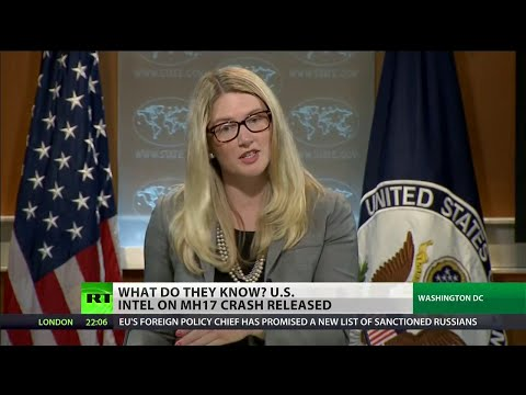 US hits back over Russia's MH17 claims